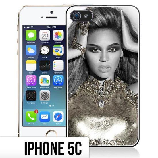 Coque iPhone 5C Beyonce