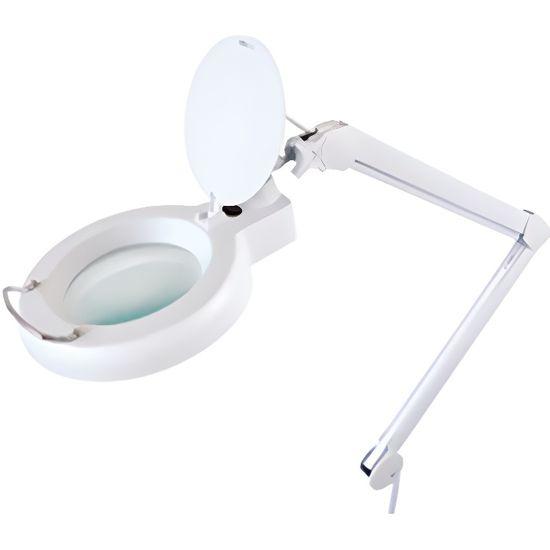 Lampe Loupe De Table Bureau Bricolage 60 Led 5 Dioptries Bras