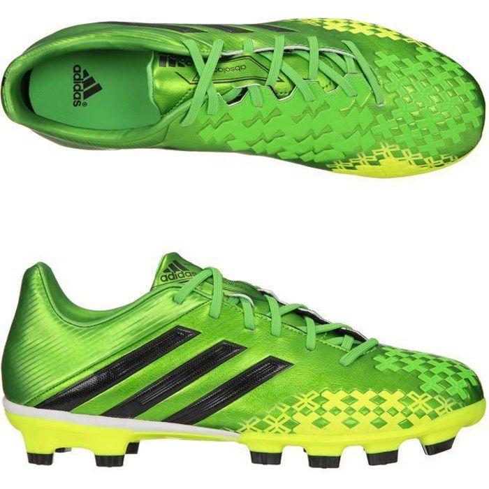 ADIDAS Chaussures Football Predator Absolado Lz Trx F Pointure 38 2/3 Terrain Sec vert