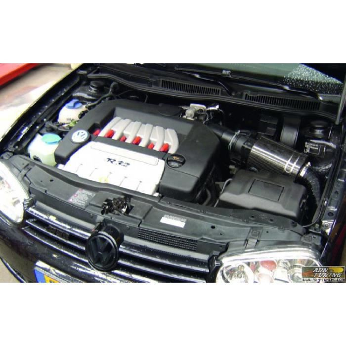 Boite a Air Carbone Dynamique CDA pour Volkswagen Golf IV R32