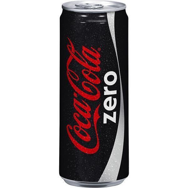Coca Cola Zero 24 x 0,33l