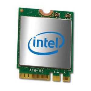 Intel Adaptateur Combo Wifi/Bluetooth 7265 Ieee 802.11ac Bluetooth 4.0 867 Mbit/S 2,40 Ghz Ism 5 Ghz Unii