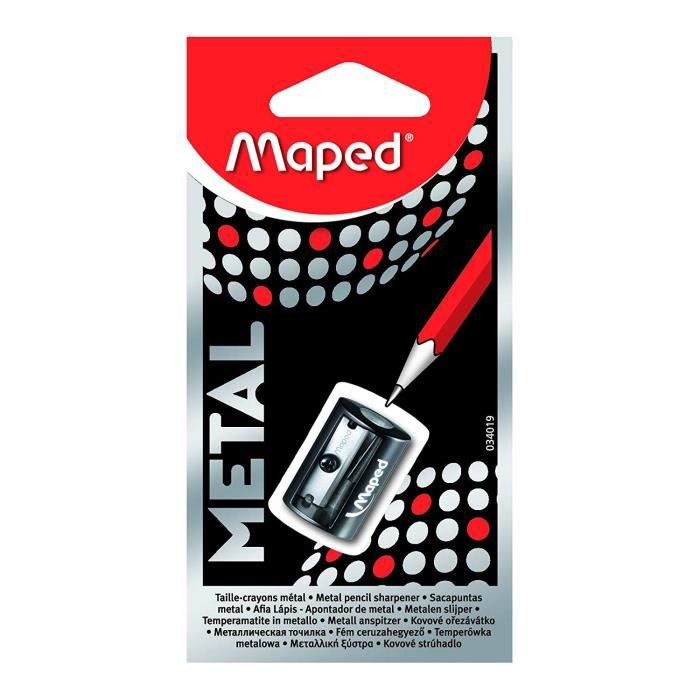 Maped Satellite taille-crayons 1 trou - 034019