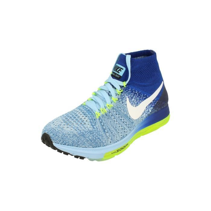 Nike Femme Zoom All Out Flyknit Running Trainers 845361 Sneakers Chaussures 400