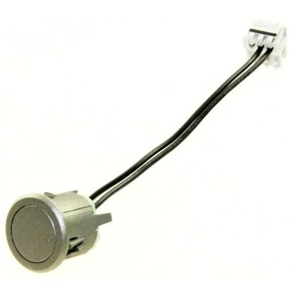 bouton poussoir touche complet four whirlpool 480121101591