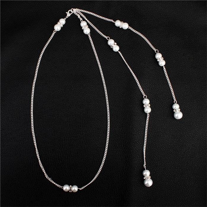 nue collier perle