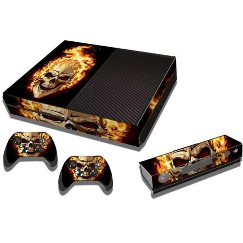 STICKER - SKIN CONSOLE Xbox One Stickers Vinyl Imprimé