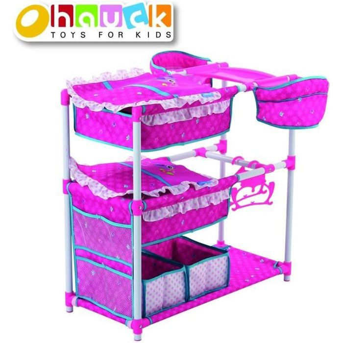 lit superpose pour poupee achat vente jeux et jouets. Black Bedroom Furniture Sets. Home Design Ideas