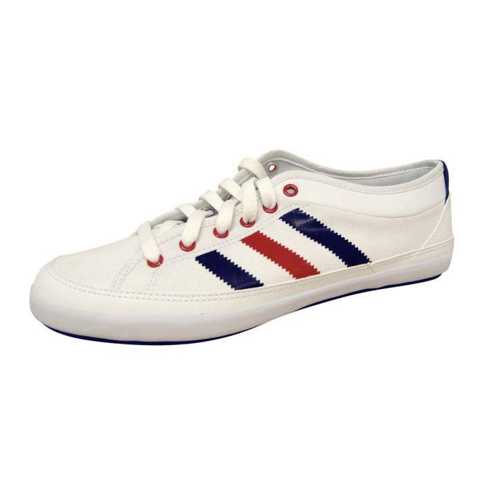 Adidas Originals NIZZA LO REMO Blanc Blanc Achat Vente