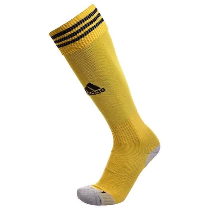 chaussettes de sport adidas jaune de football prix pas cher cdiscount. Black Bedroom Furniture Sets. Home Design Ideas