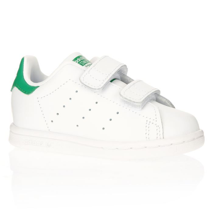 adidas baskets stan smith b b gar on achat vente basket adidas baskets b b gar on soldes. Black Bedroom Furniture Sets. Home Design Ideas
