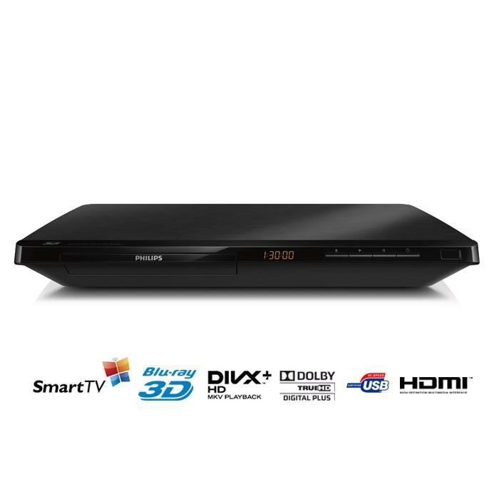 Lecteur Blu Ray 3d Philips Lecteur Blu Ray Philips