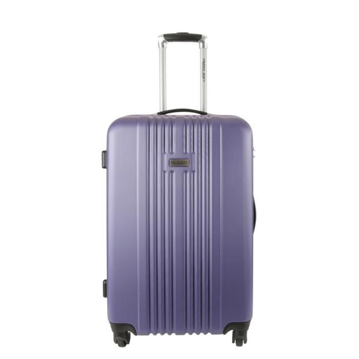 travel one valise new delhi violet taille m violet violet achat vente valise bagage. Black Bedroom Furniture Sets. Home Design Ideas