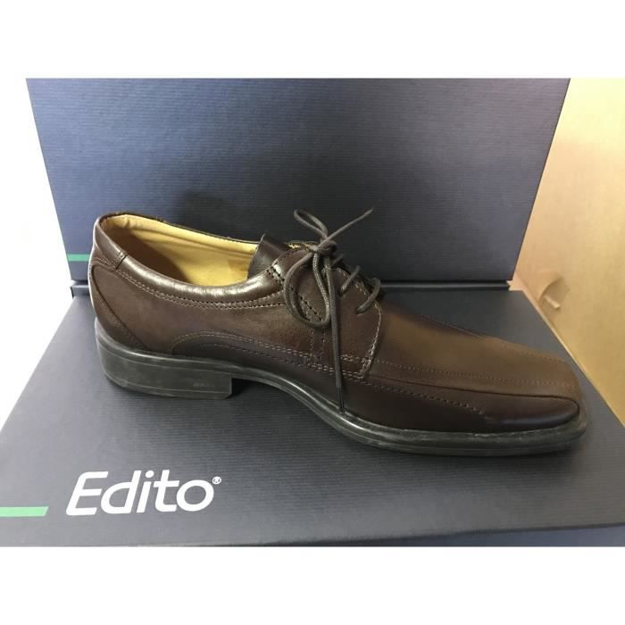 Chaussure Hommes edito Amali Marron Pointure 39,40,41,42,43,44,45