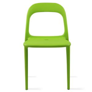 chaises en plastique vert achat vente chaises en. Black Bedroom Furniture Sets. Home Design Ideas