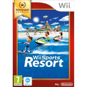 JEUX WII Wii Sports Resort Selects Jeu Wii