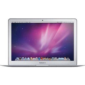 """Achat PC Portable Apple MacBook Air Laptop 1,86GHz,2Go,128Go,13,3"""" pas cher"""