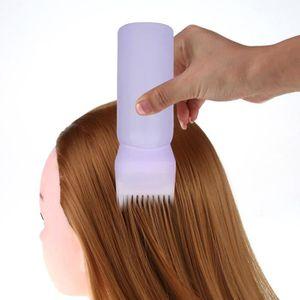 TEINTURE TEXTILE Damai ®Brosse à cheveux chaud applicateur de teint