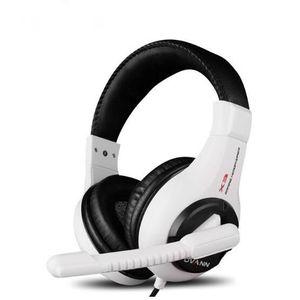 CASQUE - ÉCOUTEURS OVANN X3 Filaire Gaming Casques avec Microphone Co