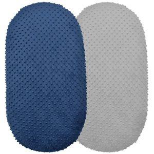 Couffin ovale en mousse pour landau//landau Enti/èrement respirant et matelass/é