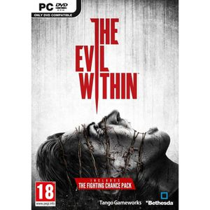 JEU PC THE EVIL WITHIN [IMPORT ALLEMAND] [JEU PC]