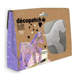Kit décopatch Decopatch - Mini kit Enfant - Cheval