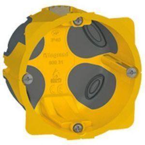 Boite encastrement point de centre DCL batibox energy prof.50mm Legrand 89377