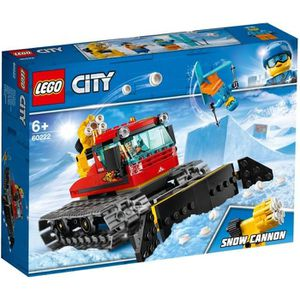 ASSEMBLAGE CONSTRUCTION LEGO® City 60222 La dameuse