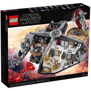 ASSEMBLAGE CONSTRUCTION LEGO® Star Wars™ 75222 Trahison à la Cité des Nuag