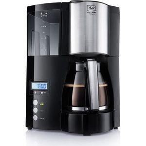 CAFETIÈRE MELITTA 100801 Cafetière filtre programmable Optim