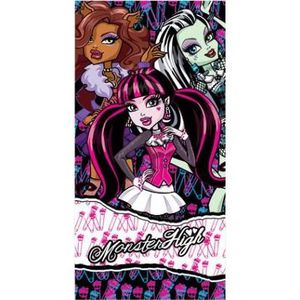 drap monster high achat vente drap monster high pas cher cdiscount. Black Bedroom Furniture Sets. Home Design Ideas