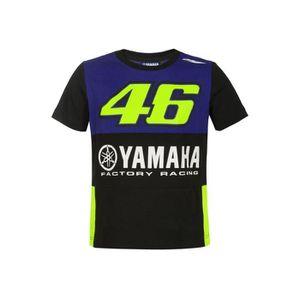 12//14/Ans VR46 T-Shirt Enfant Kid Valentino Rossi dottorino TG