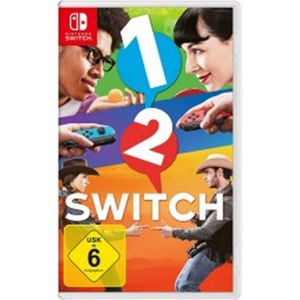 JEU NINTENDO SWITCH NINTENDO - NINTENDO 2520240 1-2-SWITCH SWITCH JEU