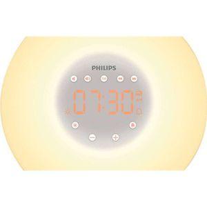 Radio réveil Radio - Radio Réveil Philips Éveil Lumière avec La