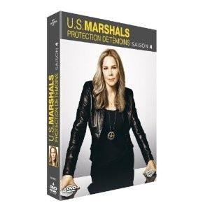 DVD Us marshals - saison.4