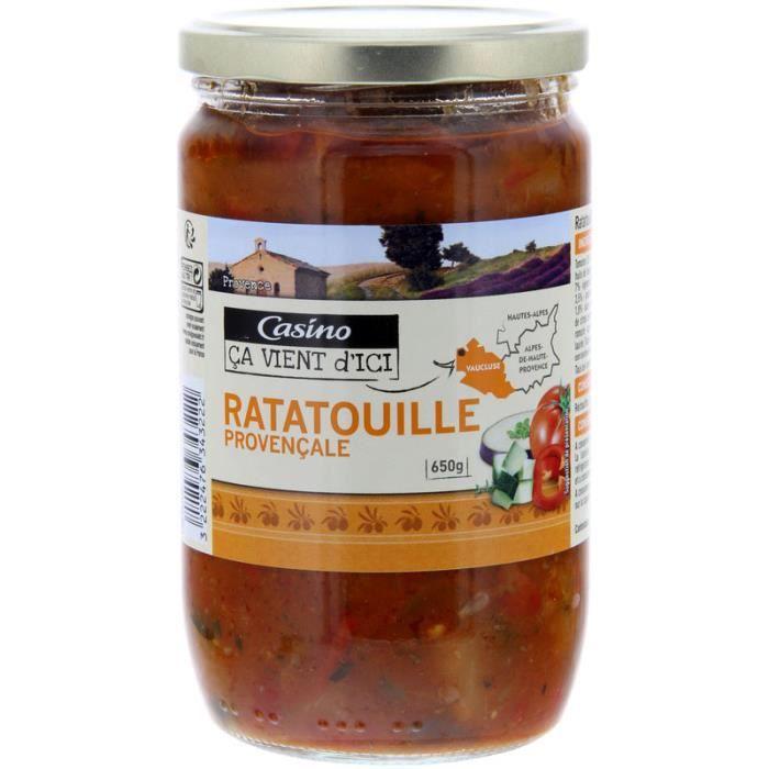 Ratatouille provençale - 650g