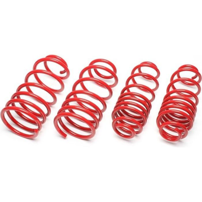 KIT SUSPENSION RESSORTS COURTS -40/-40mm AUDI A4 TYPE B5 BERLINE DE 11/1994 A 2000 4 CYLINDRES