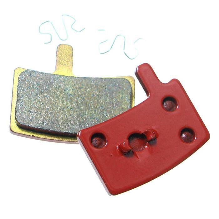 Pièce Détachée,1 paire-2 pièces fritté vtt vélo hydraulique disque plaquettes de frein montagne route vélo vélo - Type 20