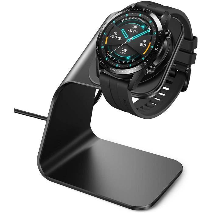 CAVN Chargeur Compatible avec Huawei Watch GT 2/ GT 2e/GT Chargeur (Pas pour GT 2 Pro), Station de Chargement Station de Chargement