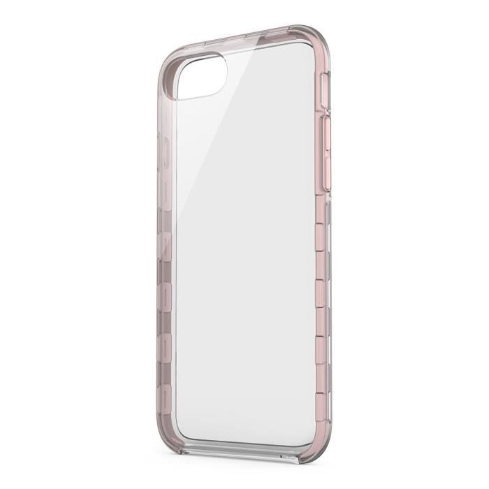 BELKIN Coque pour iPhone 7 Quartz rose