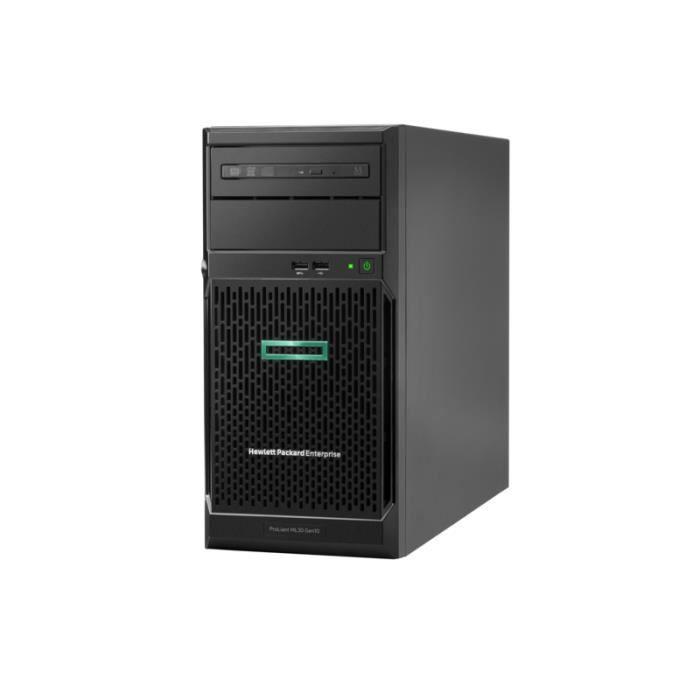 Hewlett Packard Enterprise Proliant Ml30 Gen10, 3.5 Ghz, E 2134, 16 Gb, Ddr4 Sdram, 500 W