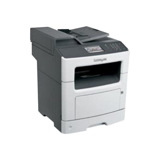 Lexmark Xm1140 Imprimante multifonctions Noir et blanc laser A4 Legal (support) jusqu'à 38 ppm (copie) jusqu'à 38 ppm...