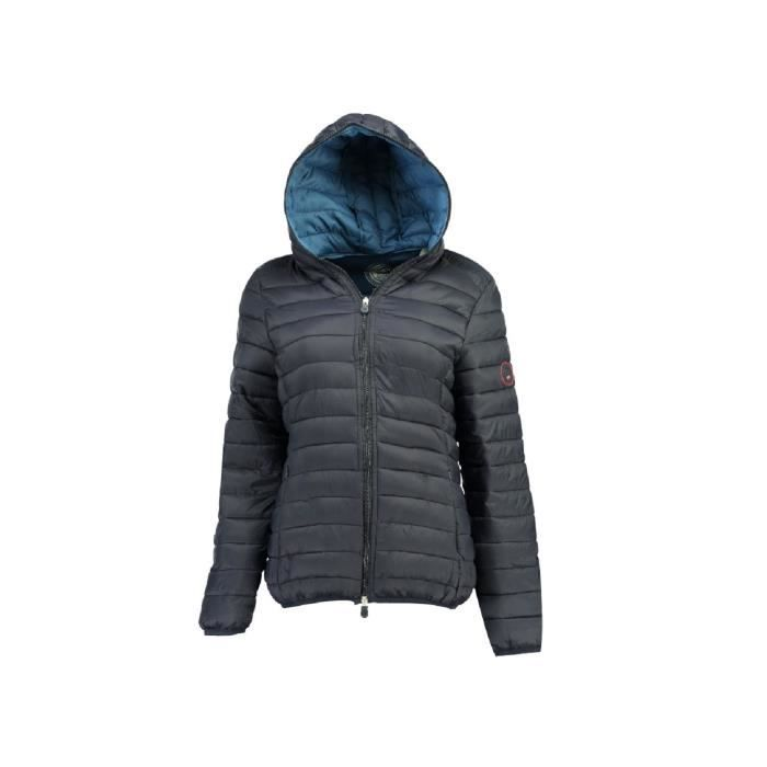 Doudoune Femme Geographical Norway Dafne Hood Marine