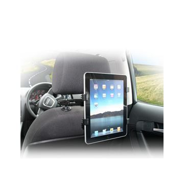 support appui tete voiture pama pour ipad 1 ipad 2 prix pas cher cdiscount. Black Bedroom Furniture Sets. Home Design Ideas