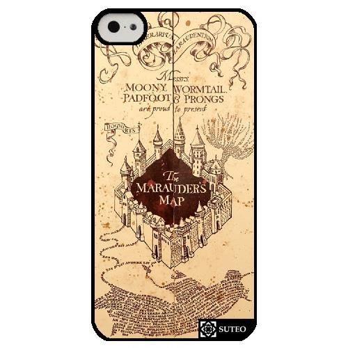Coque Iphone 5c – Harry Potter – Carte du Marau… - Cdiscount ...