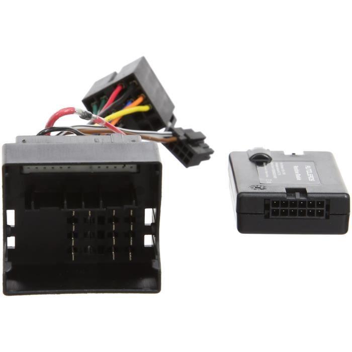 Autoleads PC99-X07 Adaptateur pour commande autoradio au volant pour Ford Mondeo