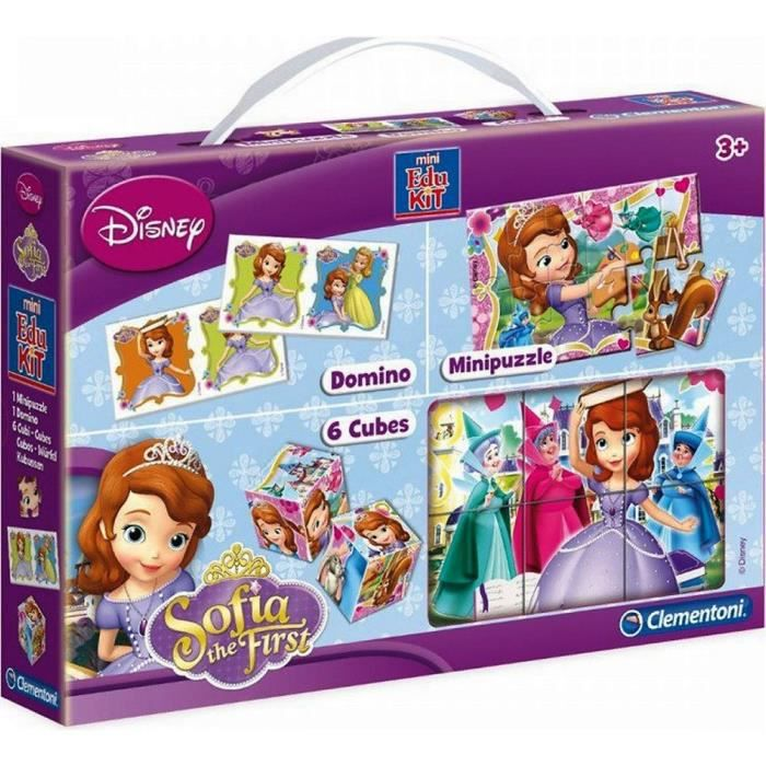 CHEVAL ET poupée assortiment set au choix Mattel Disney Princesse Sofia