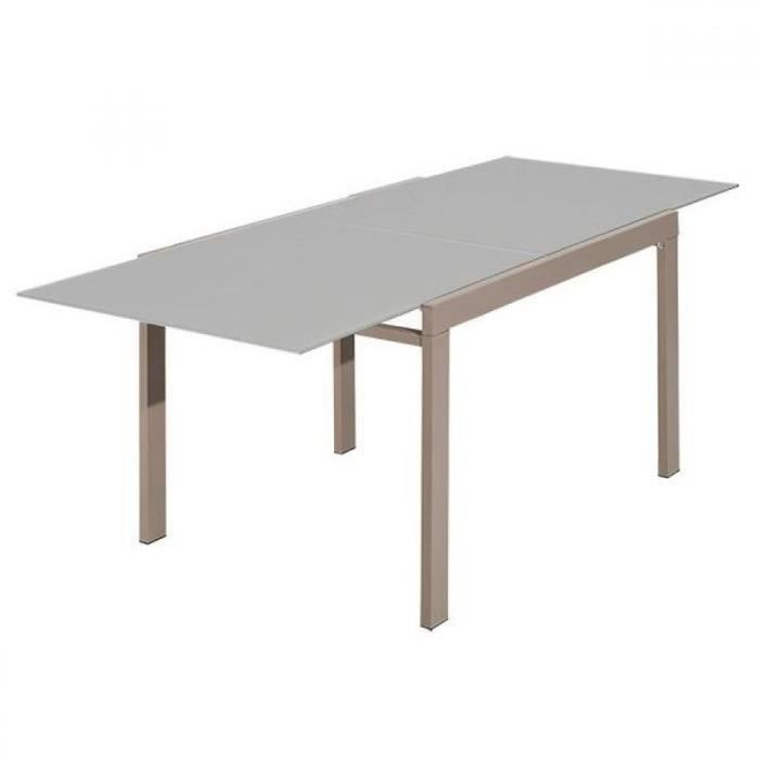 Galaxy table repas extensible rectangulaire ver achat Table a manger rectangulaire extensible