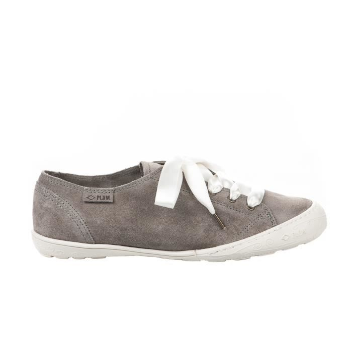 Baskets mode femme - PLDM - Gris - GAME SUD - Millim