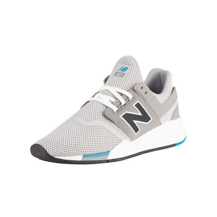 new balance 247 blanche homme